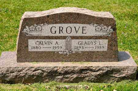 GROVE, GLADYS L - Richland County, Ohio | GLADYS L GROVE - Ohio Gravestone Photos