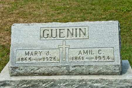 GUENIN, AMIL C - Richland County, Ohio | AMIL C GUENIN - Ohio Gravestone Photos