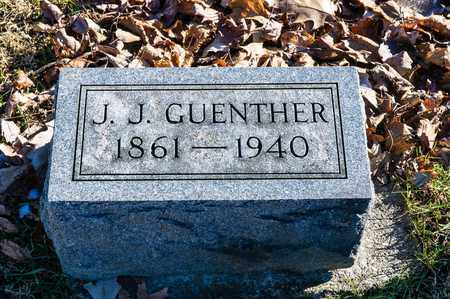 GUENTHER, J J - Richland County, Ohio | J J GUENTHER - Ohio Gravestone Photos