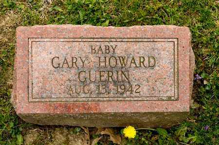 GUERIN, GARY HOWARD - Richland County, Ohio | GARY HOWARD GUERIN - Ohio Gravestone Photos
