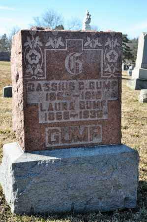 GUMP, CASSIUS C - Richland County, Ohio | CASSIUS C GUMP - Ohio Gravestone Photos