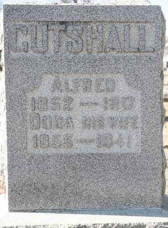 GUTSHALL, ALFRED - Richland County, Ohio | ALFRED GUTSHALL - Ohio Gravestone Photos