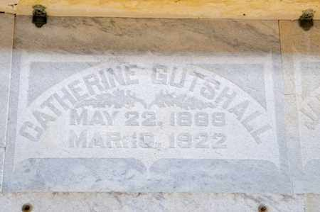 GUTSHALL, CATHERINE - Richland County, Ohio | CATHERINE GUTSHALL - Ohio Gravestone Photos