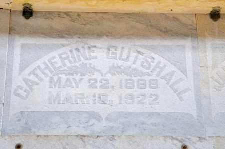 GUTSHALL, CATHERINE - Richland County, Ohio | CATHERINE GUTSHALL - Ohio Gravestone Photos