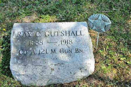 GUTSHALL, RAY C - Richland County, Ohio | RAY C GUTSHALL - Ohio Gravestone Photos