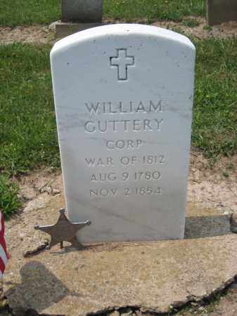 GUTTERY MONUMENT, WILLIAM - Richland County, Ohio | WILLIAM GUTTERY MONUMENT - Ohio Gravestone Photos