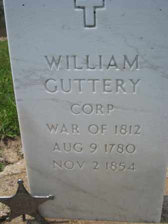 GUTTERY, WILLIAM - Richland County, Ohio | WILLIAM GUTTERY - Ohio Gravestone Photos