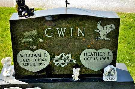 GWIN, WILLIAM R - Richland County, Ohio | WILLIAM R GWIN - Ohio Gravestone Photos
