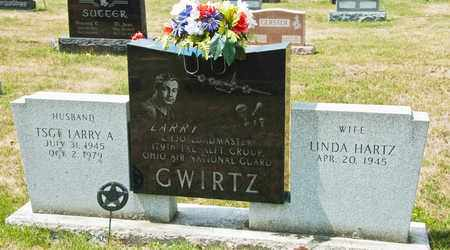 GWIRTZ, LARRY A - Richland County, Ohio | LARRY A GWIRTZ - Ohio Gravestone Photos