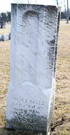 HADLEY, ALMIBA P - Richland County, Ohio | ALMIBA P HADLEY - Ohio Gravestone Photos