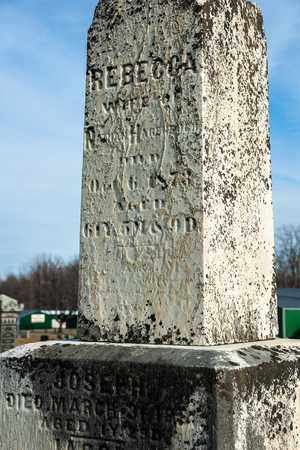 HAGENBUCH, REBECCA - Richland County, Ohio | REBECCA HAGENBUCH - Ohio Gravestone Photos