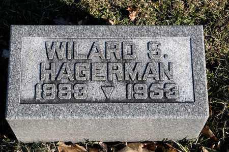 HAGERMAN, WILARD S - Richland County, Ohio | WILARD S HAGERMAN - Ohio Gravestone Photos