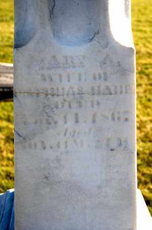 HAHN, MARY A - Richland County, Ohio | MARY A HAHN - Ohio Gravestone Photos