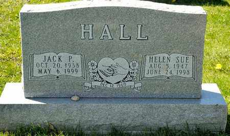 HALL, JACK P - Richland County, Ohio | JACK P HALL - Ohio Gravestone Photos