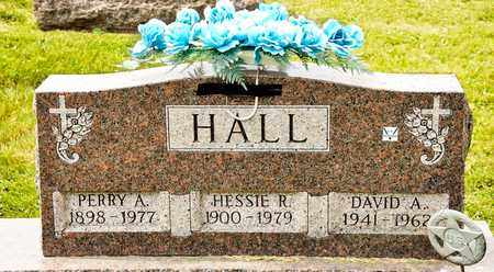 HALL, DAVID A - Richland County, Ohio | DAVID A HALL - Ohio Gravestone Photos