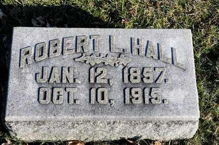 HALL, ROBERT L - Richland County, Ohio | ROBERT L HALL - Ohio Gravestone Photos