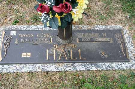 HALL, DESSIE N - Richland County, Ohio | DESSIE N HALL - Ohio Gravestone Photos