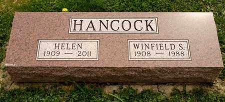 HANCOCK, HELEN - Richland County, Ohio | HELEN HANCOCK - Ohio Gravestone Photos