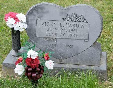 HARDIN, VICKY L - Richland County, Ohio | VICKY L HARDIN - Ohio Gravestone Photos
