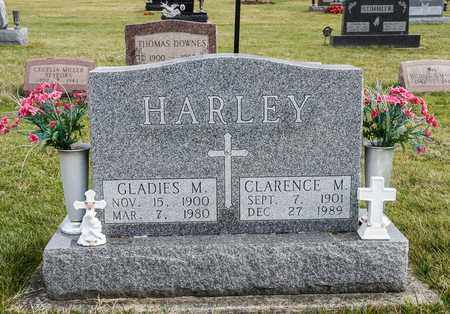 HARLEY, GLADIES M - Richland County, Ohio | GLADIES M HARLEY - Ohio Gravestone Photos