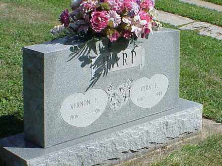 HARP, VERNON E. - Richland County, Ohio | VERNON E. HARP - Ohio Gravestone Photos
