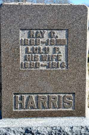 HARRIS, RAY C - Richland County, Ohio | RAY C HARRIS - Ohio Gravestone Photos