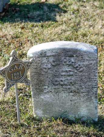 HART, DANIEL C - Richland County, Ohio | DANIEL C HART - Ohio Gravestone Photos