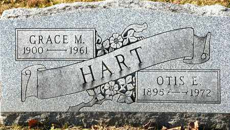 HART, OTIS E - Richland County, Ohio | OTIS E HART - Ohio Gravestone Photos
