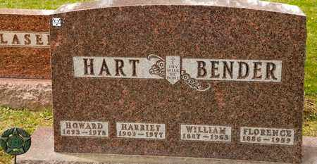 HART, HARRIET - Richland County, Ohio | HARRIET HART - Ohio Gravestone Photos