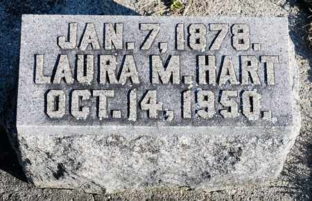 HART, LAURA M - Richland County, Ohio | LAURA M HART - Ohio Gravestone Photos