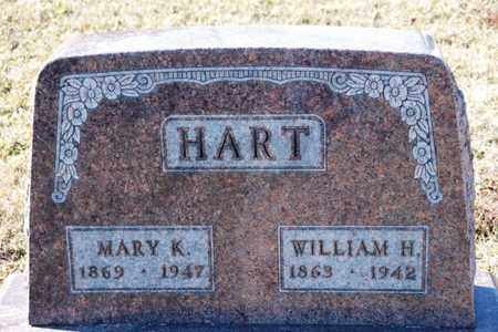 HART, MARY K - Richland County, Ohio | MARY K HART - Ohio Gravestone Photos