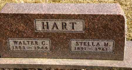 HART, STELLA M - Richland County, Ohio | STELLA M HART - Ohio Gravestone Photos