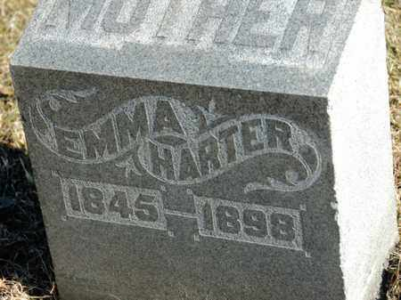 HARTER, EMMA - Richland County, Ohio | EMMA HARTER - Ohio Gravestone Photos
