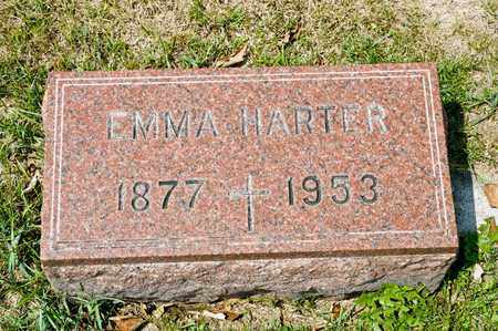 HARTER, EMMA - Richland County, Ohio | EMMA HARTER - Ohio Gravestone Photos