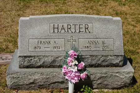 HARTER, ANNA M - Richland County, Ohio | ANNA M HARTER - Ohio Gravestone Photos