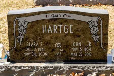 HARTGE JR, JOHN L - Richland County, Ohio | JOHN L HARTGE JR - Ohio Gravestone Photos