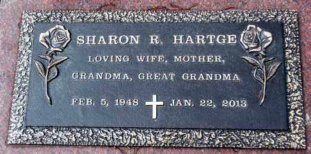 HARTGE, SHARON R - Richland County, Ohio | SHARON R HARTGE - Ohio Gravestone Photos