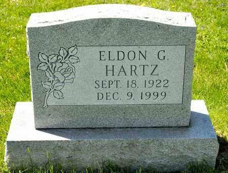 HARTZ, ELDON G - Richland County, Ohio | ELDON G HARTZ - Ohio Gravestone Photos