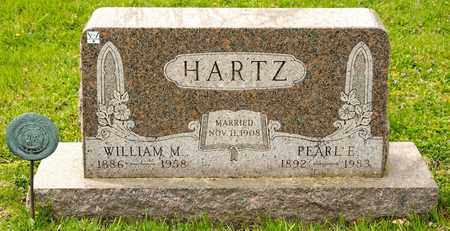 HARTZ, WILLIAM M - Richland County, Ohio | WILLIAM M HARTZ - Ohio Gravestone Photos