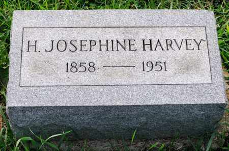 HARVEY, H JOSEPHINE - Richland County, Ohio | H JOSEPHINE HARVEY - Ohio Gravestone Photos
