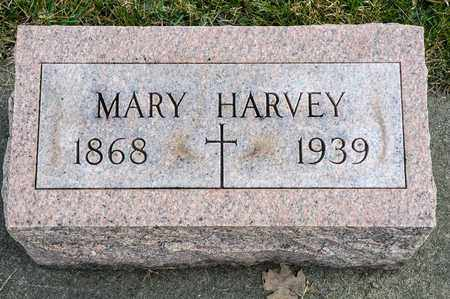 HARVEY, MARY - Richland County, Ohio | MARY HARVEY - Ohio Gravestone Photos