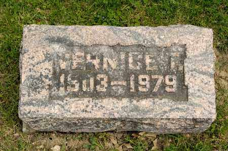 HASSLER, VERNICE T - Richland County, Ohio | VERNICE T HASSLER - Ohio Gravestone Photos