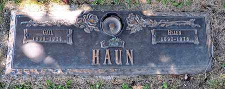 HAUN, GAIL - Richland County, Ohio | GAIL HAUN - Ohio Gravestone Photos