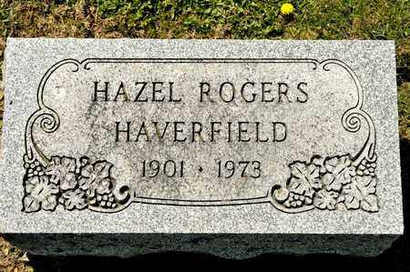 ROGERS HAVERFIELD, HAZEL - Richland County, Ohio | HAZEL ROGERS HAVERFIELD - Ohio Gravestone Photos