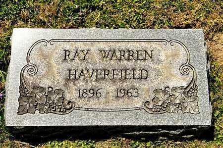 HAVERFIELD, RAY WARREN - Richland County, Ohio | RAY WARREN HAVERFIELD - Ohio Gravestone Photos