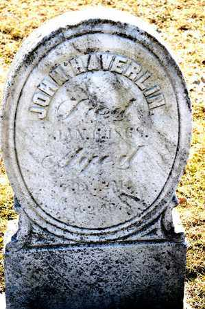 HAVERLIN, JOHN - Richland County, Ohio | JOHN HAVERLIN - Ohio Gravestone Photos