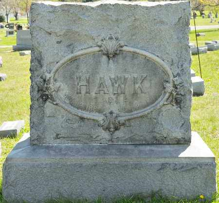 HAWK, CLARA E - Richland County, Ohio | CLARA E HAWK - Ohio Gravestone Photos