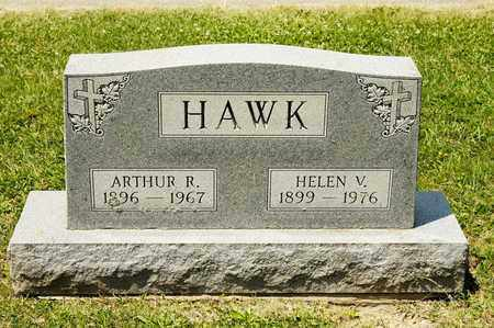 HAWK, HELEN V - Richland County, Ohio | HELEN V HAWK - Ohio Gravestone Photos