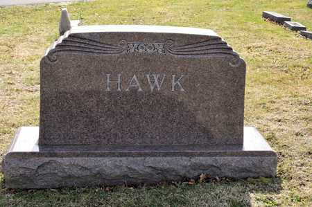 HAWK, EDGAR E - Richland County, Ohio | EDGAR E HAWK - Ohio Gravestone Photos