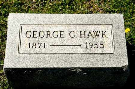 HAWK, GEORGE C - Richland County, Ohio | GEORGE C HAWK - Ohio Gravestone Photos